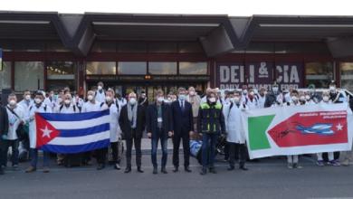 Photo of Médicos cubanos viajan a Italia para ayudar ante crisis del #Covid-19