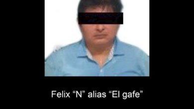 Photo of Aprehende Fuerza Civil a presunto extorsionador en Martínez de la Torre