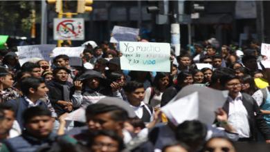 Photo of Comunidad estudiantil convoca marcha el  5 de marzo