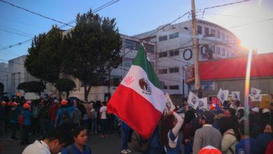 Photo of Hay Mega Marcha Universitaria en Puebla