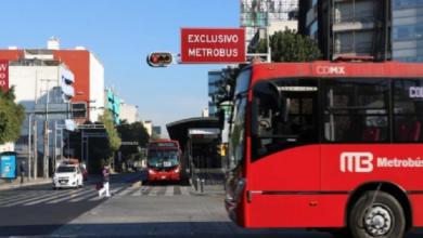 Photo of Metrobús aclara: no suspendará rutas por coronavirus