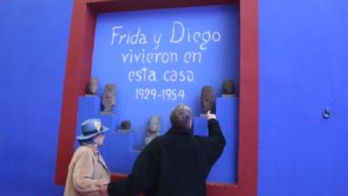 Photo of Video: Miguel Bosé despide a su mamá en la Casa Azul de Frida Kahlo