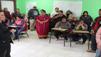 Photo of Buscan erradicar la violencia contra las mujeres indígenas en BC
