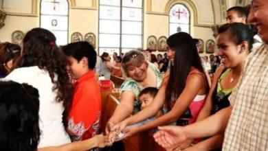 Photo of No habrá saludo de paz en las iglesias de Veracruz