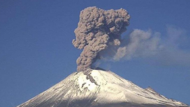 Photo of Emite el Popocatépetl 71 exhalaciones en últimas 24 horas