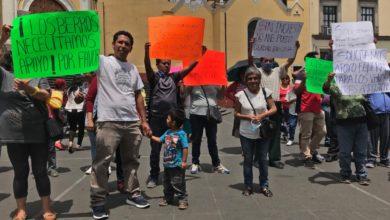 Photo of Exigen apoyo comerciantes de cuatro parques de Xalapa