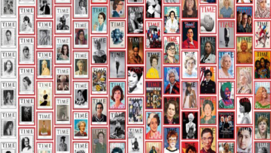 Photo of La revista Time nombra a 100 mujeres del año