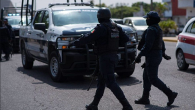 Photo of Caen presuntos secuestradores durante pago por liberación en Veracruz