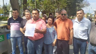 Photo of Piden Taxistas apoyo al gobierno estatal