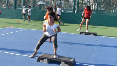 Photo of Ya opera la Academia de Alto Rendimiento de Tenis BSC