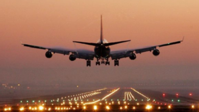 Photo of Frankfurt suspende vuelos por actividad de dron