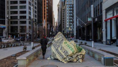 Photo of Wall Street se detiene por 15 minutos para frenar el pánico