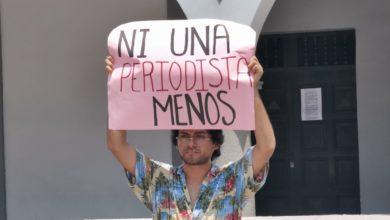 Photo of Periodistas exigen justicia por el asesinato de María Elena Ferral