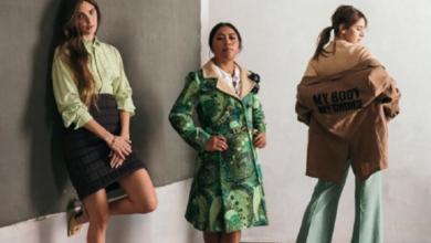 Photo of Yalitza, Macarena y Tessa lucen pañuelo verde para Marie Claire