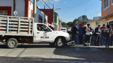 Photo of Vehículo lo atropella y ambulancia le pasa llanta encima