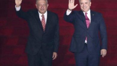 Photo of Acuerdan AMLO y Duque fortalecer vínculo entre México y Colombia