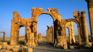 Photo of Rusia y Siria posponen firma para restaurar Arco de Palmira