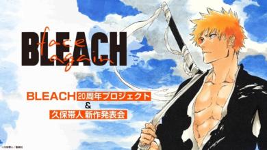 Photo of Regresa Bleach, el anime que encantó a muchos