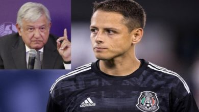 Photo of Chicharito considera que AMLO es un retroceso para el país