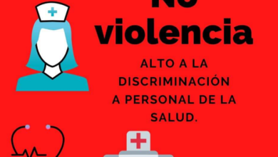 Photo of Llaman a evitar discriminación contra personal médico