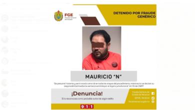 Photo of Detiene FGE a presunto defraudador en Xalapa