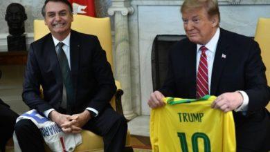 Photo of Se reunirán Trump y Bolsonaro en Florida