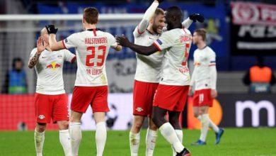 Photo of Leipzig golea a Tottenham y clasifica a Cuartos de Champions
