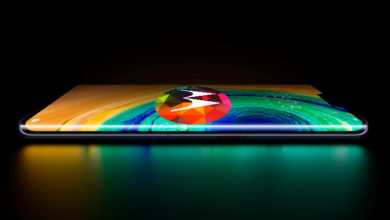 Photo of Motorola Edge+: pantalla curva con agujero y cámara de 108 megapixeles