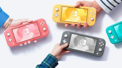 Photo of Nintendo Switch Lite empieza a agotarse en Japón