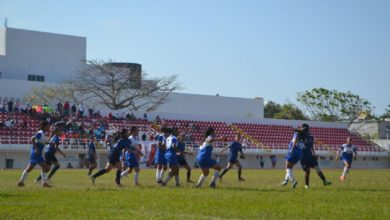 Photo of Ganan Coatza y Tuxpan el Estatal de fútbol femenil