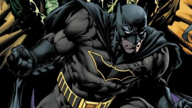 Photo of DC Comics presenta al nuevo Batman Dinosaurio
