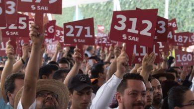 Photo of Subasta con sentido social prevé recaudar 66.5 mdp