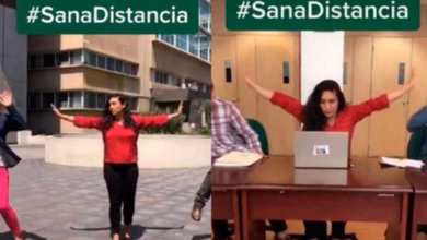 Photo of IMSS lanza TikTok para su campaña de Sana Distancia