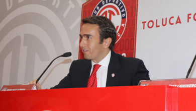 Photo of Francisco Suinaga renuncia como presidente del Toluca