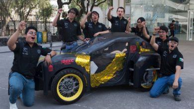 Photo of Estudiantes de la UNAM desarrollan vehículo eléctrico