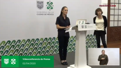 Photo of Gobierno de la CDMX elaborará máscaras sanitarias para atender casos de Covid-19