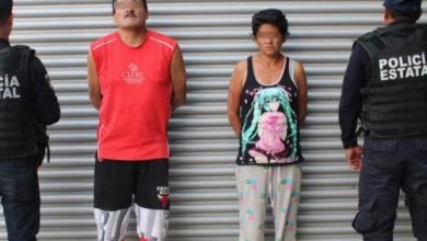 Photo of SSP captura a integrantes de la célula de esposa de El Grillo