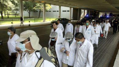Photo of UV retirara a practicantes de medicina de los hospitales