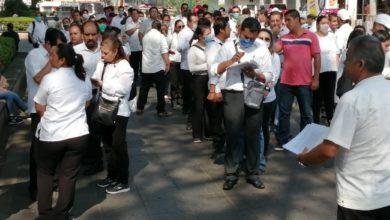 """Photo of Meseros denuncian que gobierno solo les da """"largas"""""""