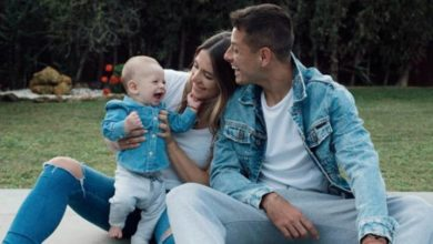 Photo of Chicharito Hernández y Sarah Kohan anuncian segundo embarazo