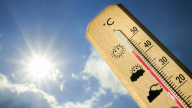 Photo of Registran altas temperaturas  para este fin de semana
