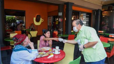 Photo of Ayuntamiento inicia jornada de entrega de cubrebocas