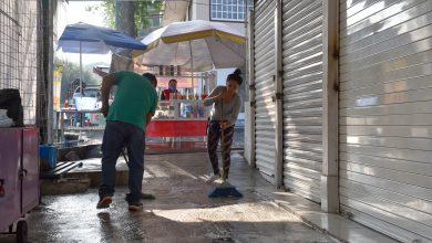 Photo of Ante riesgo de contagios, desinfección en mercados no se ha detenido
