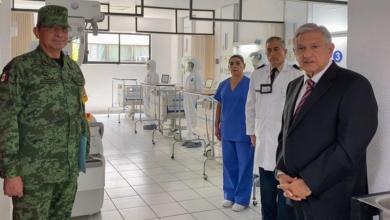 Photo of Hospitales Covid-19 van conforme a lo planeado, reitera AMLO