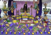 Photo of Tradicional Altar de Dolores, a través de Internet