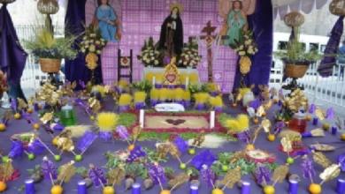 Photo of Tradicional Altar de Dolores, a través de Internet