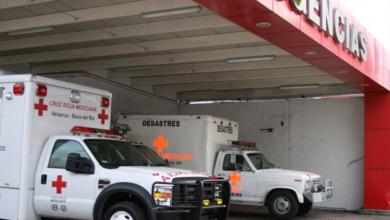 Photo of Cruz Roja cierra dos bases en Veracruz por pandemia