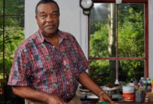 Photo of Muere David C. Driskell, especialista en arte afroamericano