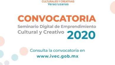 Photo of Convoca IVEC al Seminario Digital de Emprendimiento Cultural y Creativo