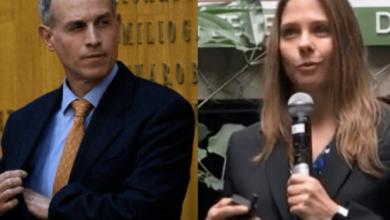 Photo of Aquí la historia de amor de López-Gatell y Arantxa Colchero